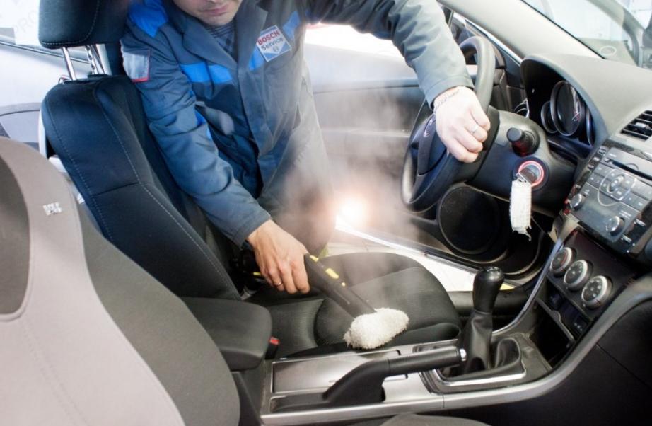 грибок и плесень в салоне авто