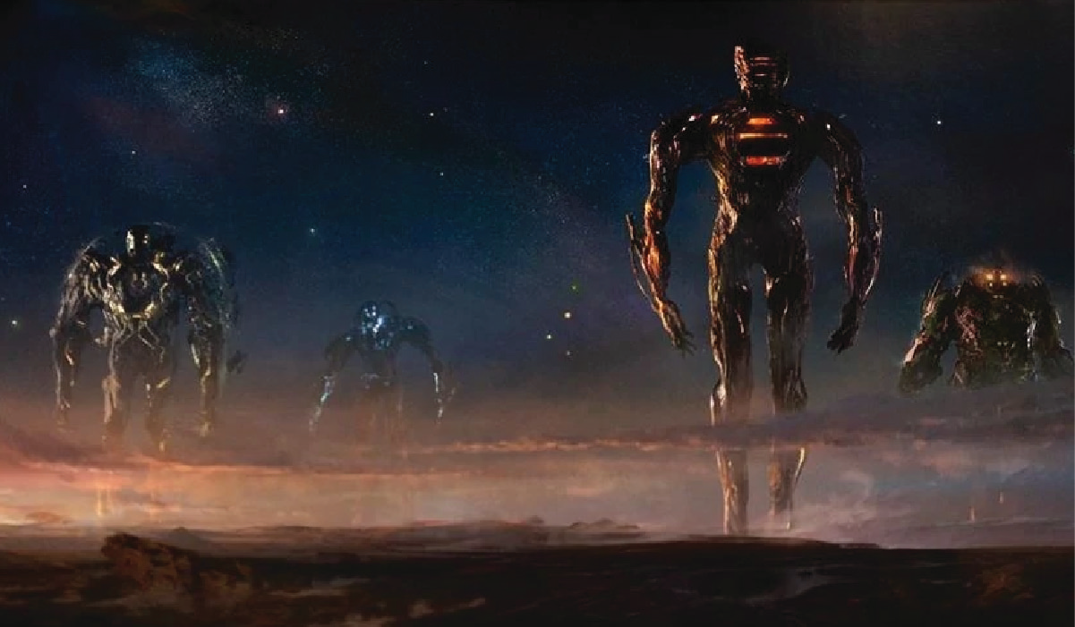Celestials - marvel movie collections