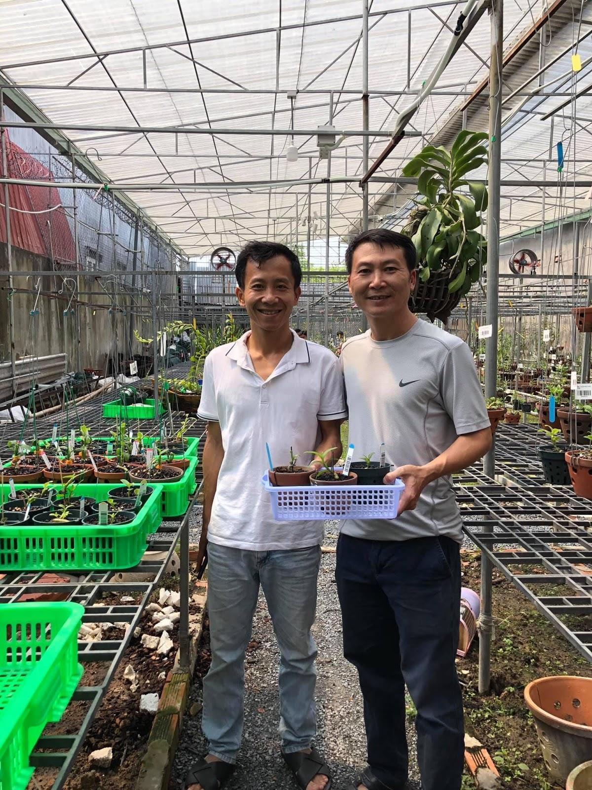 Anh Trần Quang Duy - Dành trọn trái tim cho cho hoa lan - Ảnh 1
