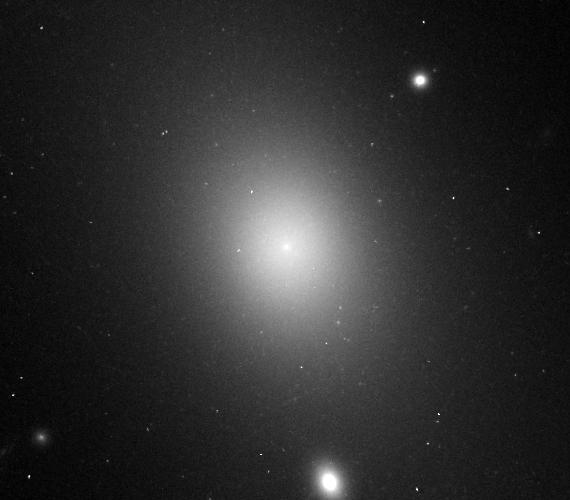 IC 1101 Grootste Galaxy in universum