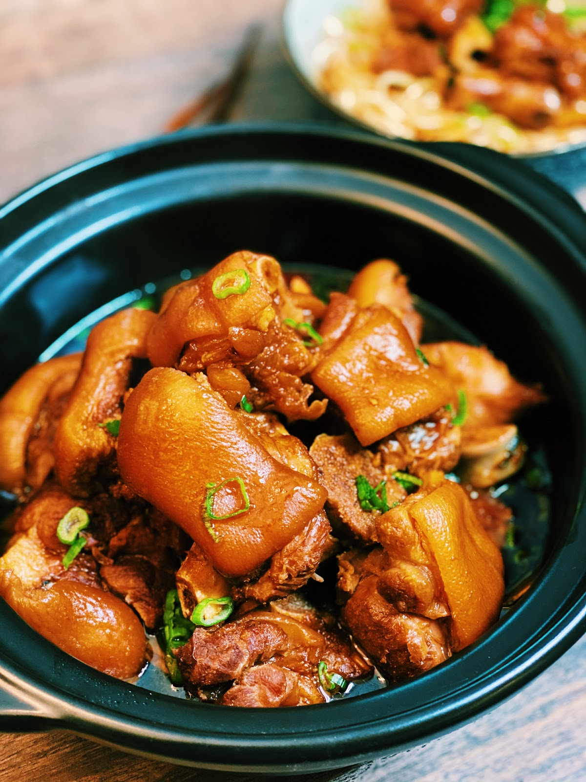 Taiwanese Braised Pork Hock