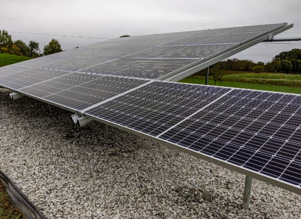 Mississippi Home is Solar Powered with Battery Back-Up - SunWatts