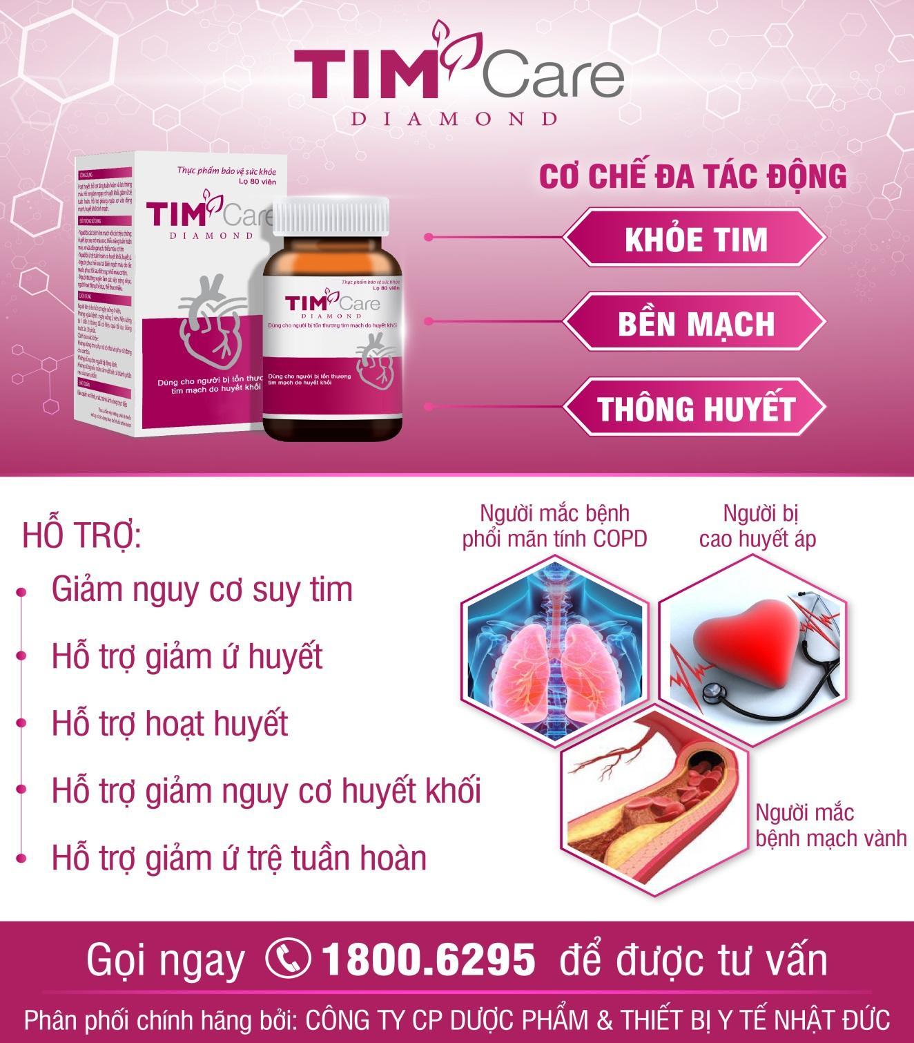 TIM Care Diamond sử dụng như thế nào, có tốt không? - Ảnh 3