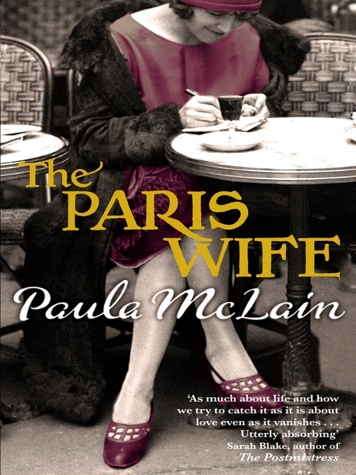 Image result for the paris wife