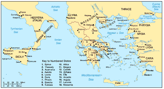 Most Famous Ancient Greek Battles   Ancient Greece