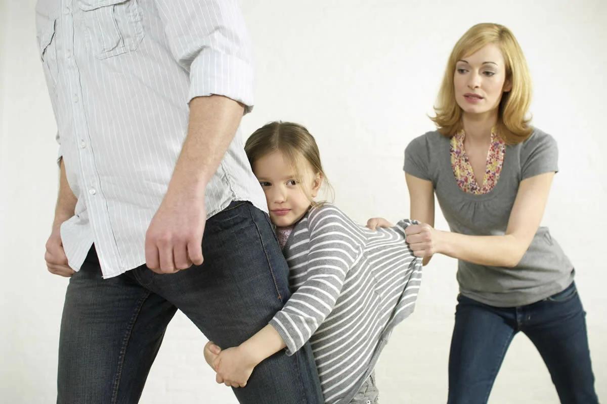 Как помочь ребенку, если отец не хочет с ним общаться