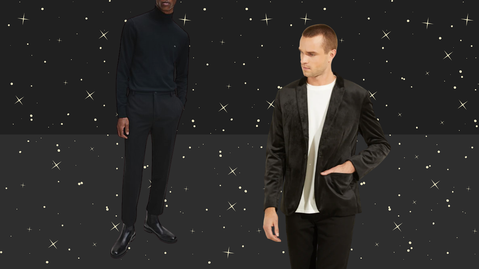 Shop men's new years eve fashion from Calvin Klein