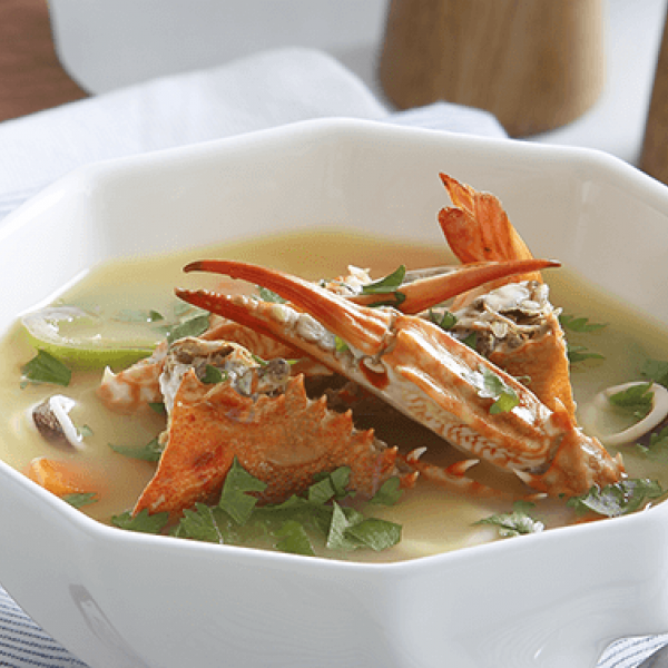 creamy soup dishes seafood soup