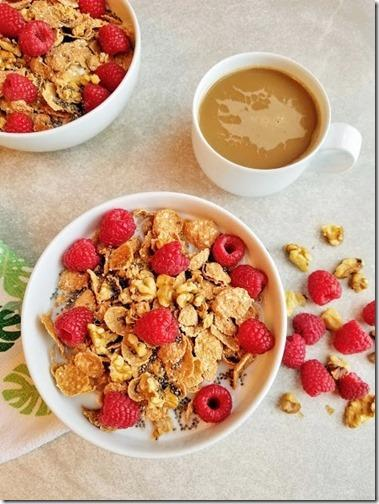 healthy cereal breakfast tips