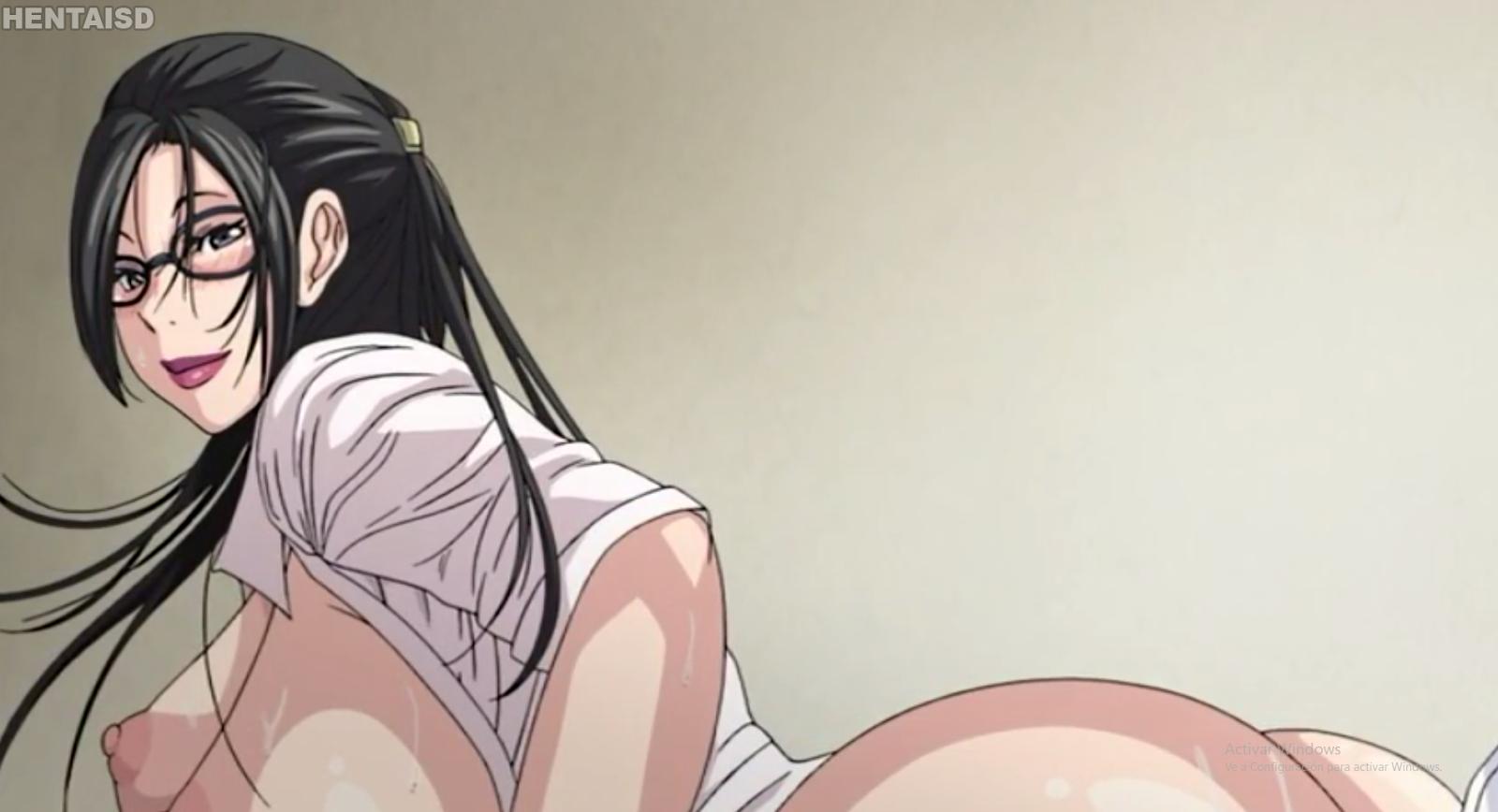 Boku to Sensei to Tomodachi no Mama 01 - hentaisd
