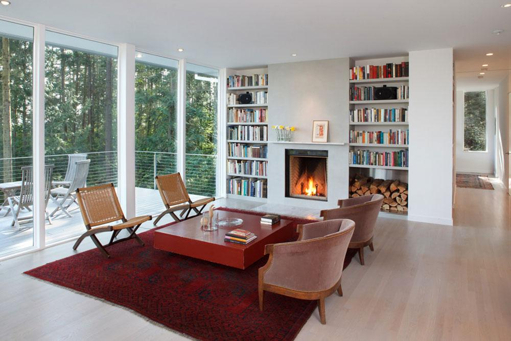 Best-Rd-Living-Room-Fireplace-Wall-by-Studio-Sarah-Willmer-Architecture How to arrange furniture in an awkward living room