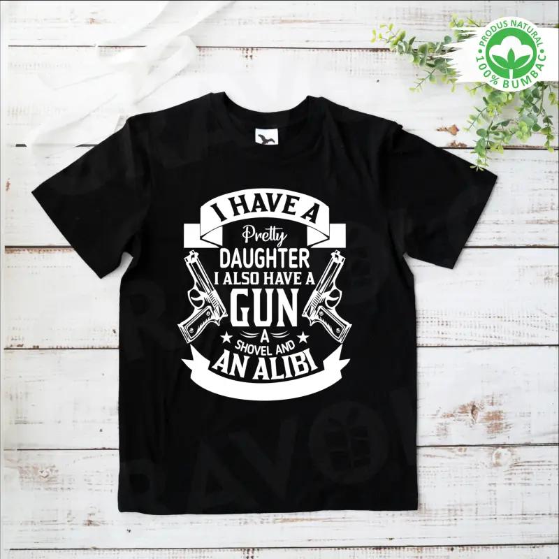 10 idei de cadouri pentru prieteni: tricou personalizat pentru tati
