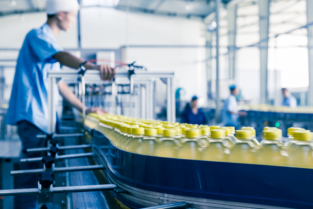 Food and beverages manufacturing at Qualiblend Inc.