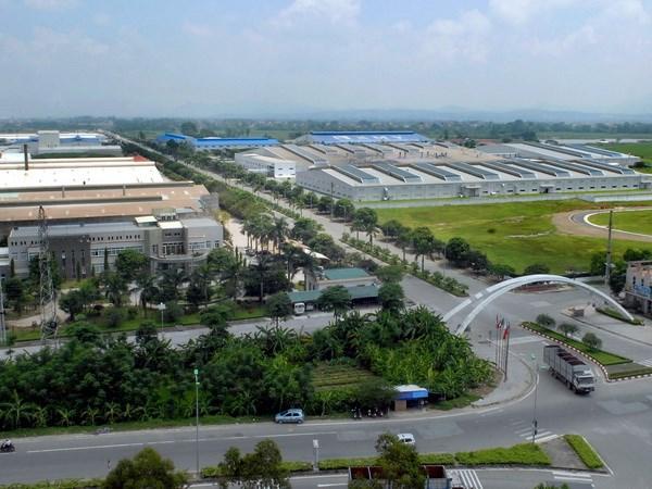 Khu công nghiệp minh khai – vĩnh tuy giải quyết việc làm cho nhiều người lao động trong vùng