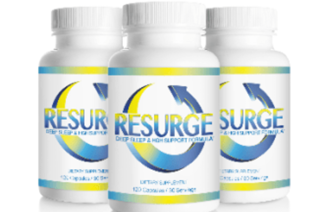Resurge Reviews - Is Resurge Supplement Legit and Worth Buying?