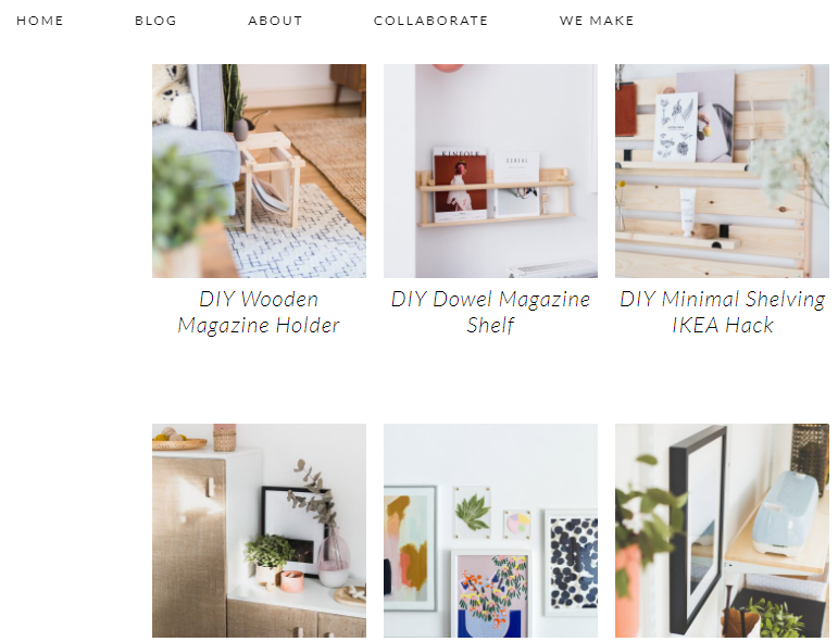 The best lifestyle DIY blog to follow