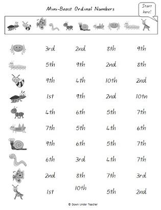 Free year 2 homework sheets australia