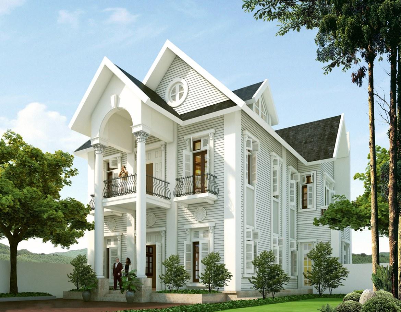 Đảm bảo thiết kế biệt thự đẹp và đầy đủ công năng