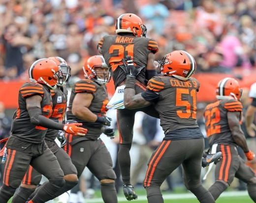 Image result for browns defense