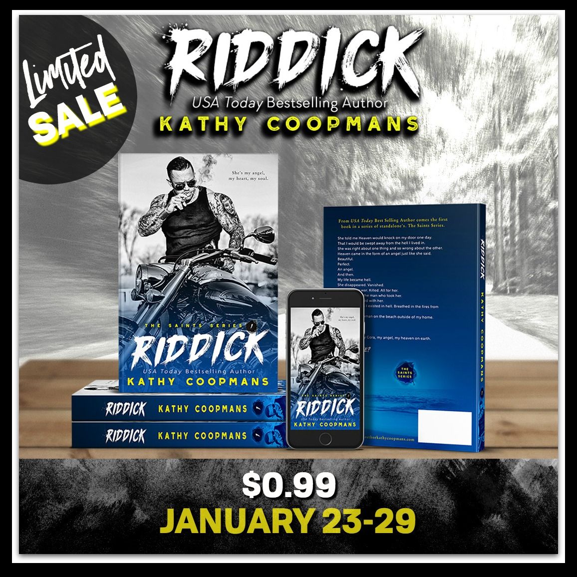 Riddick Release week price Photo IG (1).jpg