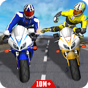 BIKE ATTACK RACE : STUNT RIDER - Best Bike Racing Games For Android
