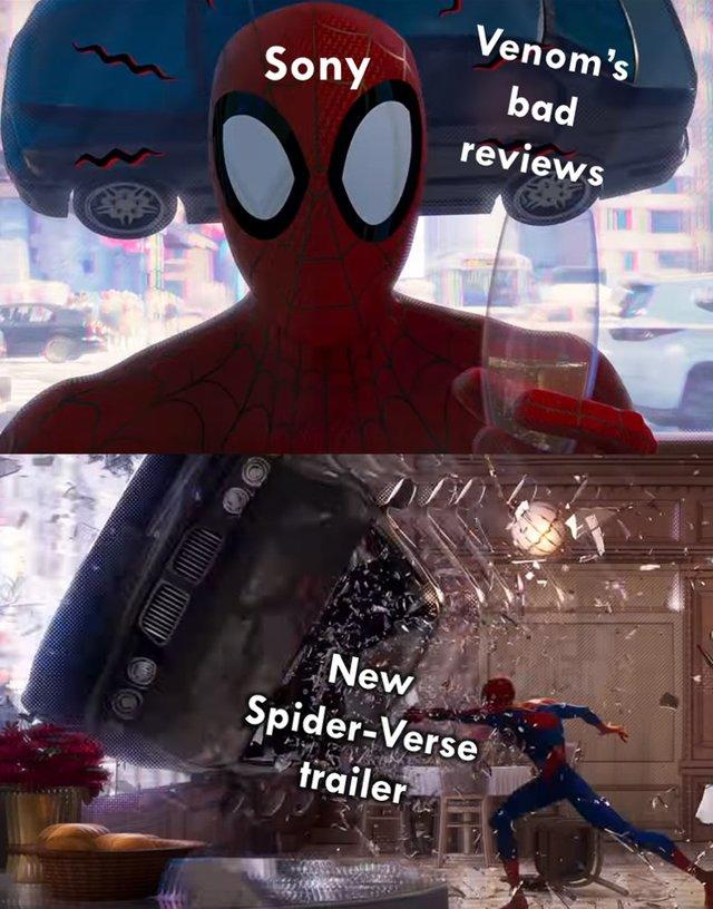 Into the Spider-Verse Memes (5+ List)