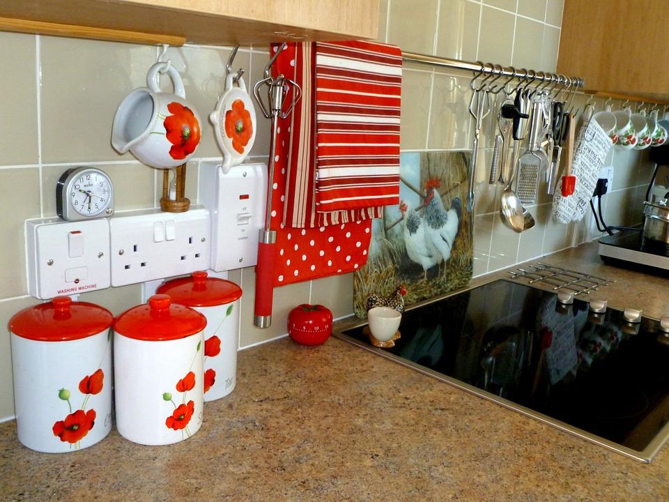 Ini Dia 7 Trik Buat Dapur Selalu Terlihat Bersih Dan Rapi Blibli Friends