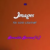 Images for solo clarinet