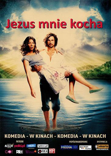 Przód ulotki filmu 'Jezus Mnie Kocha'