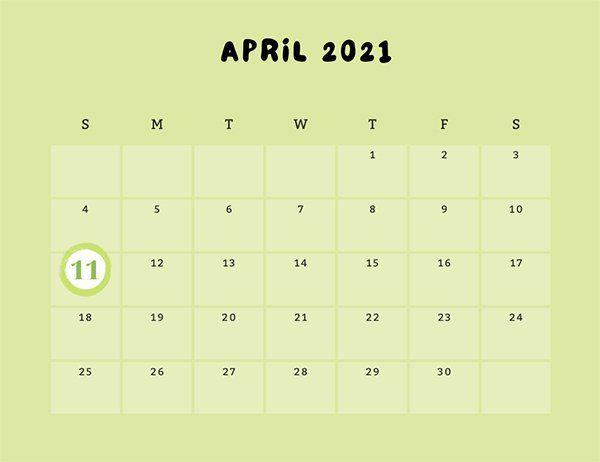 Tử vi ngày 11/04/2021