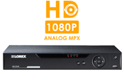 HD 1080p Security Digital Video Recorder