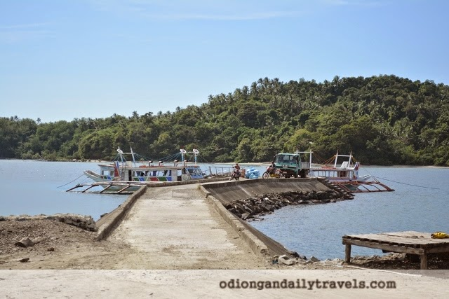 Port of Sta. Fe, Romblon