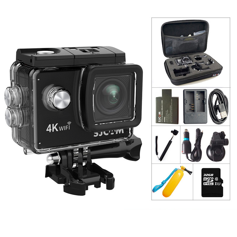 Waterproof Air Camera With Full HD And WiFi Control