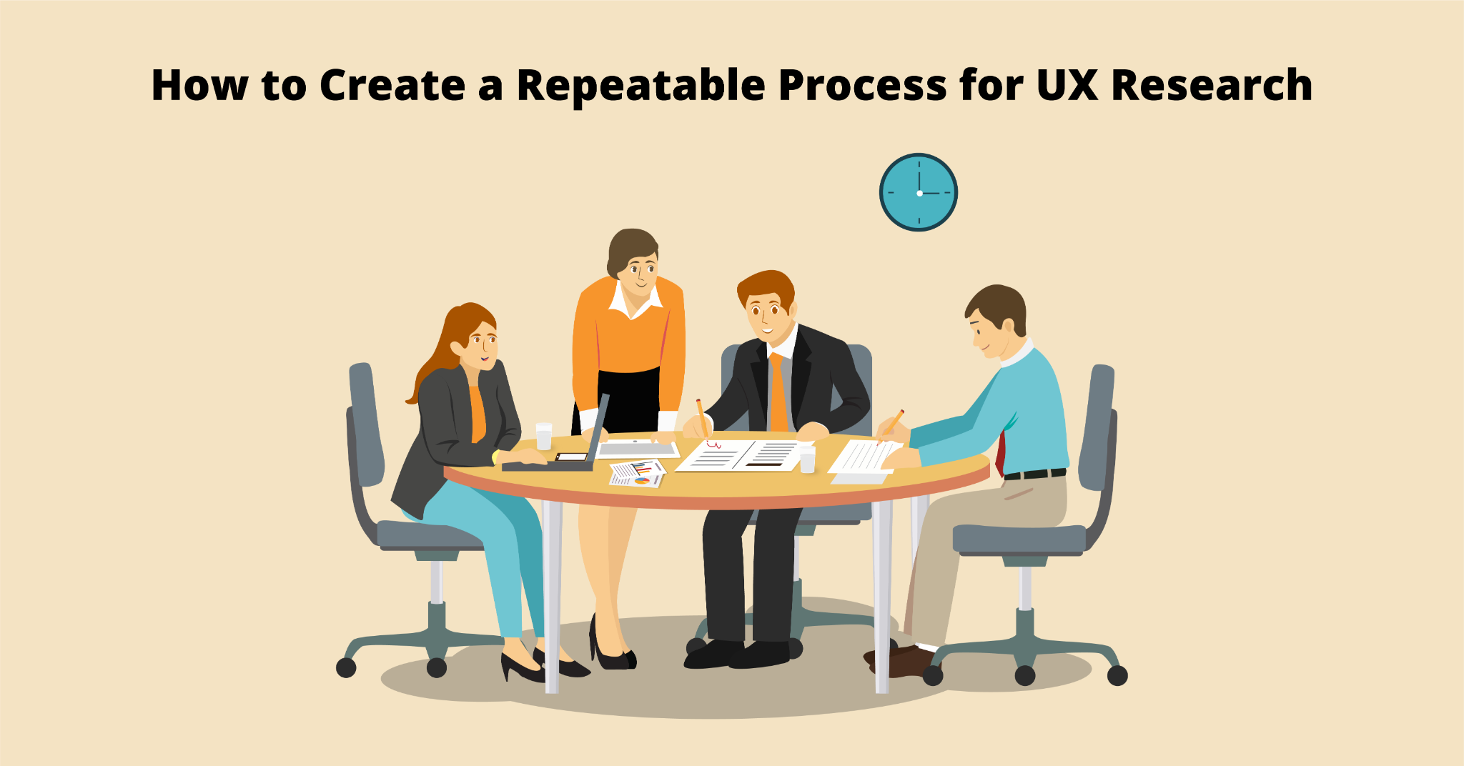 UX Research process