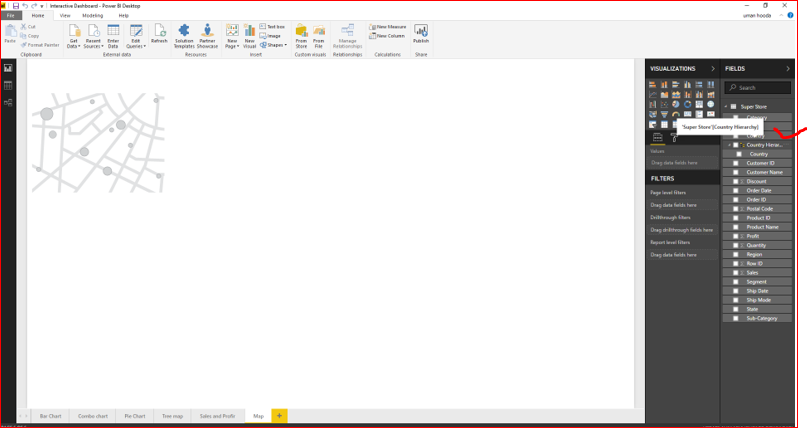 Interactive Dashboard In Microsoft Power BI 48