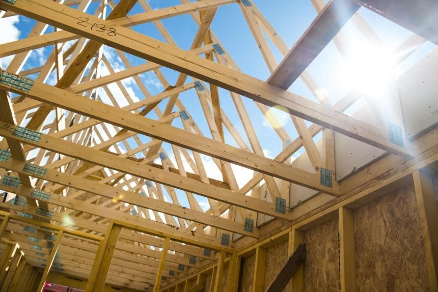 Kèo giúp gắn kết giữa mái nhà với các bộ phận khác của công trình