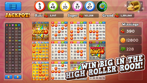 Bingo Pop- screenshot thumbnail