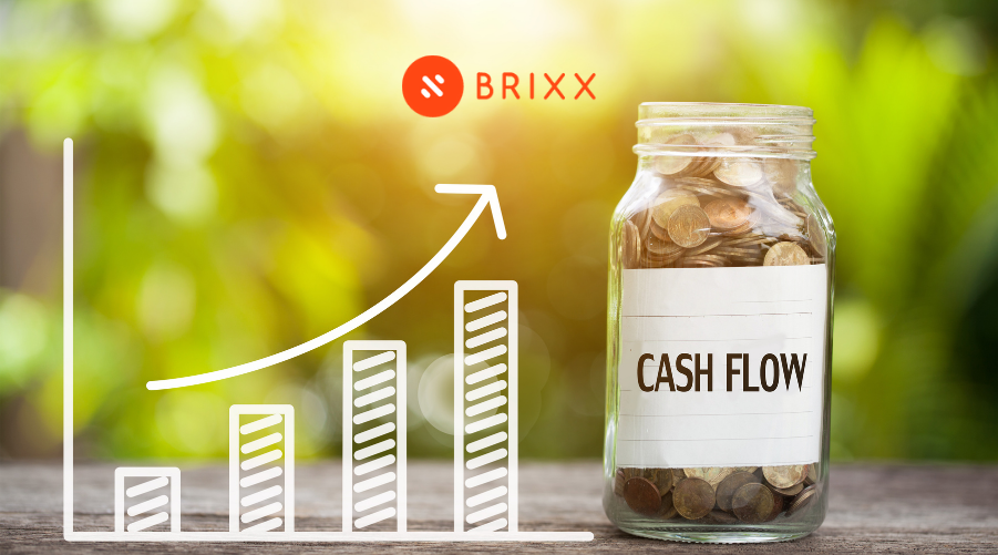 Image of increasing cash flow for the Brixx blog post: E-Commerce Accounting: The Impact Common Issues Have On Cash Flow