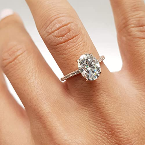 5 Tips to Take Care of Your Moissanite Rings