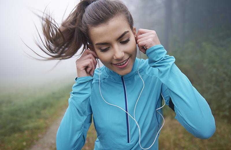 Âm nhạc tốt cho runner như thế nào - Thử thách chạy bộ - Unlimited ...
