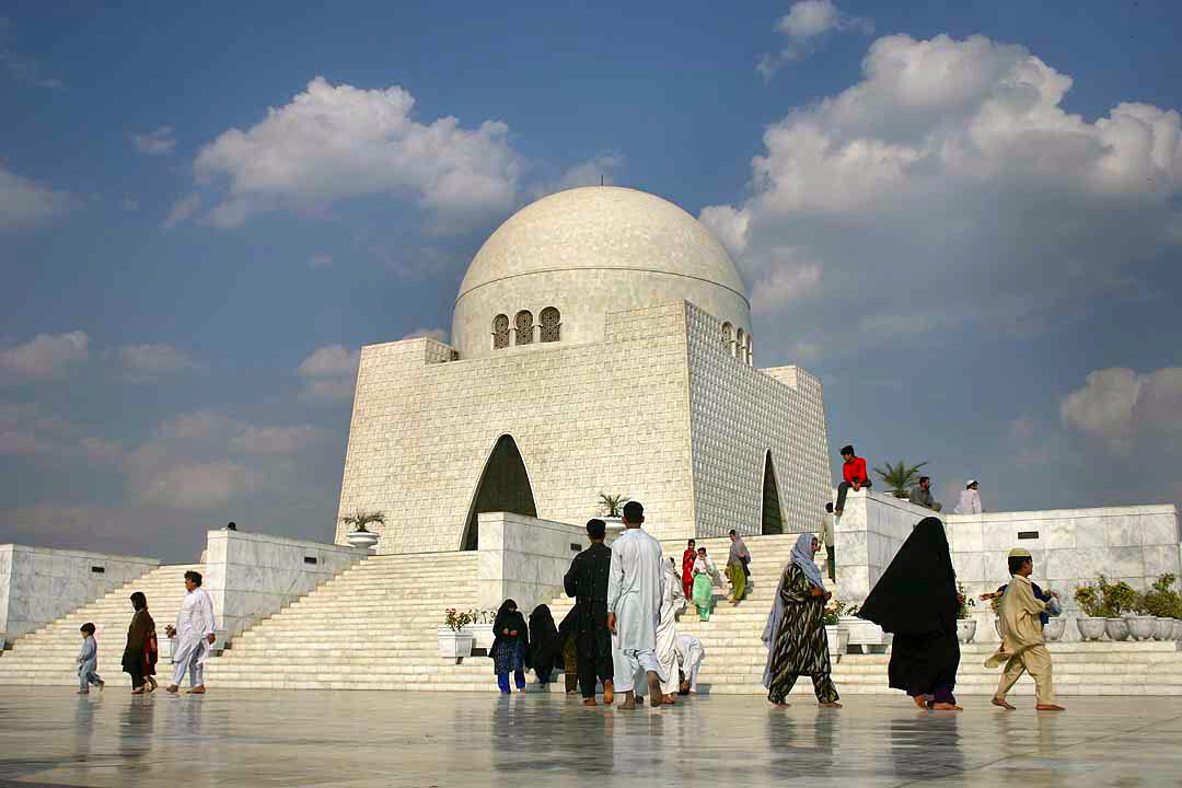 Tomb of Quaid-e-Azam - Distance of Lahore from major cities