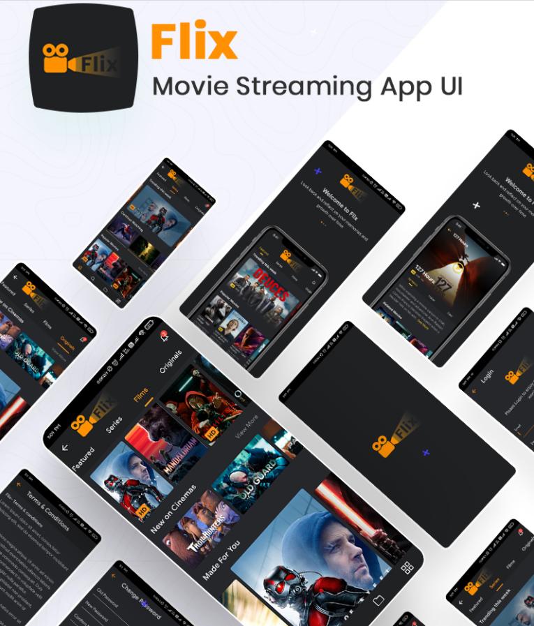 Flix App – Movie and Video Streaming Flutter UI   Iqonic Design  13 Themes, 13 Apps = 1 Ultimate UI Kit – PROKIT (Biggest Flutter UI Kit) 1QxRwvrTWcVeNeryUkRM6pMib2LXsQJaZbJJ gIy9QLdeW u DL3nW1J3WVhYrRv7bKFuLUoP5uvSsdgU2wK VIlfU6rhf9x5B83iZN4zcXgw hYU9CmM6sQfg5j28Ed9Z5cc4f6