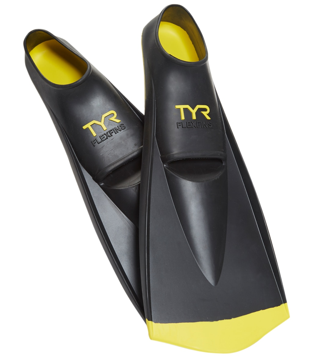 TYR Flex 2.0 Open Water Swimming Fins