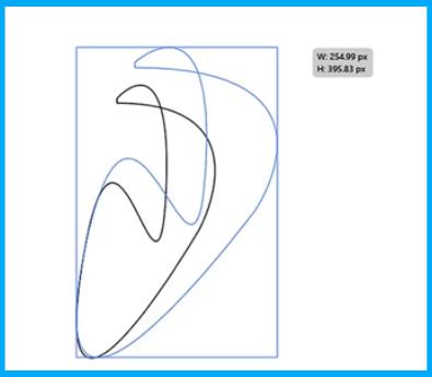 illustrator drag exterior handles