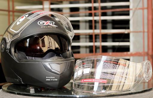 Nón bảo hiểm giúp hạn chế tối đa thương tích trên mọi cung đường