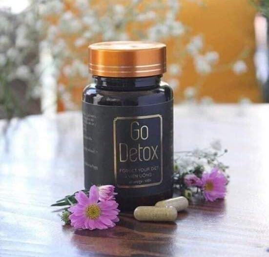 Kết quả hình ảnh cho go detox giảm cân