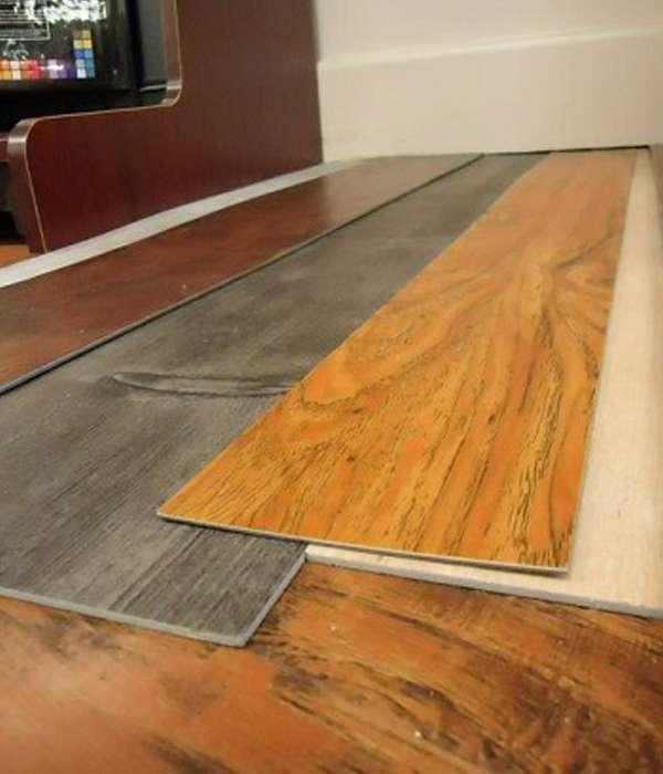 Sàn nhựa vân gỗ có phải là sự lựa chọn tốt nhất giành cho các nhà hàng?