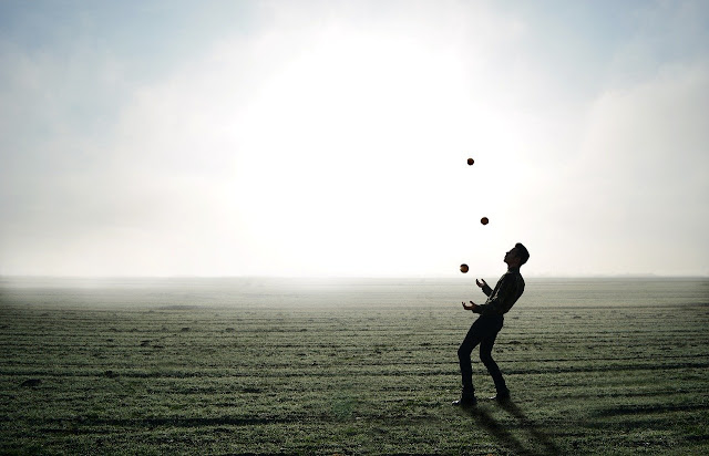 Juggling Image