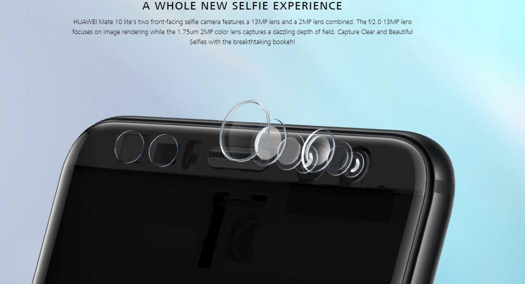 Buy Huawei Huawei Mate 10 Lite - 5 9