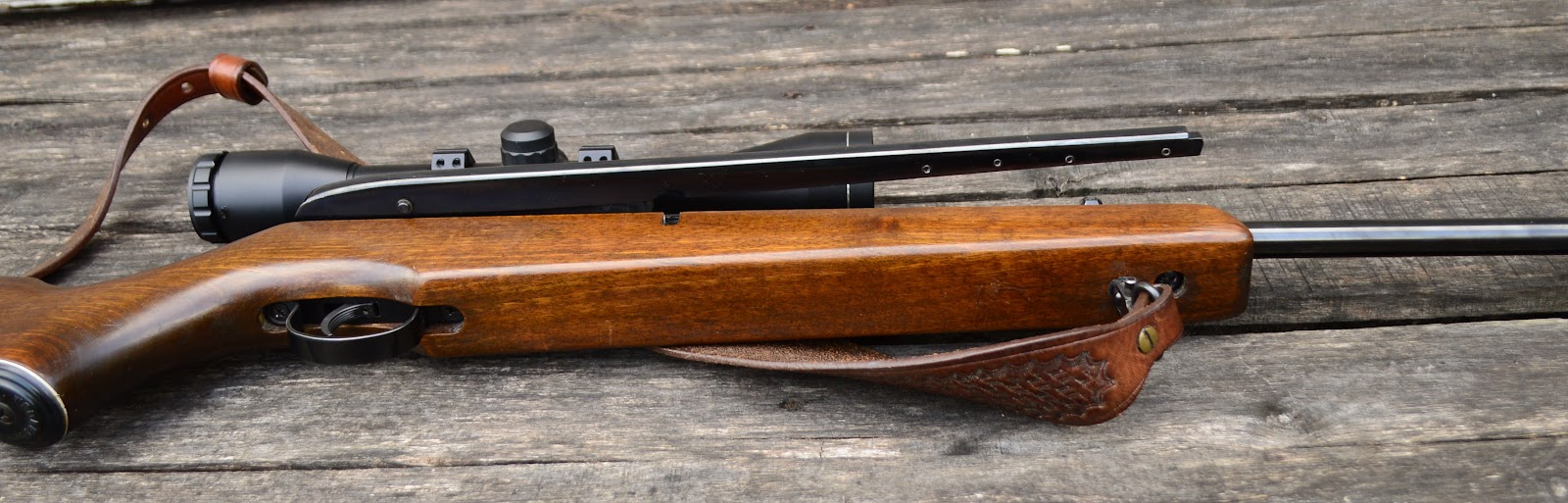 classic sidelever air rifle